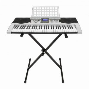 Best 61 Key Keyboard For Beginners X Stand included