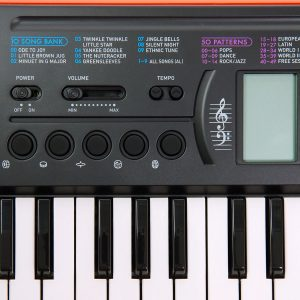 Casio SA-76 Electronic Keyboard, 44 Mini-Size Keys,