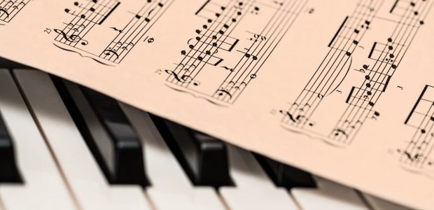 piano notes for beginners with letters