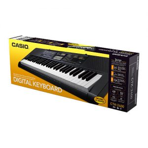 Casio CTK2400 PPK In The Box