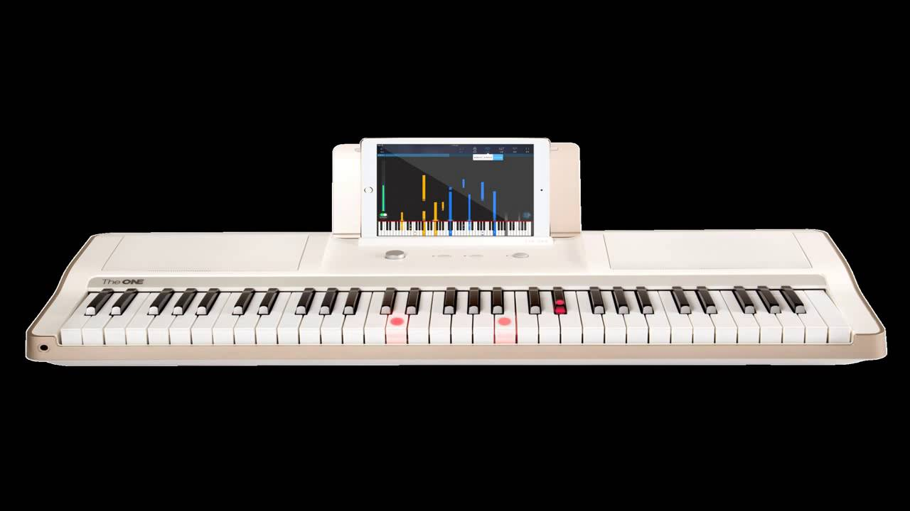 The ONE Light 61-Key Portable Keyboard | Best Digital Piano Guide