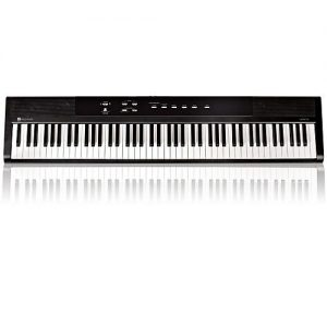 Williams Legato is an affordable digital piano with 88 semi-weighted keys